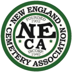 New England Cemetery Association Logo