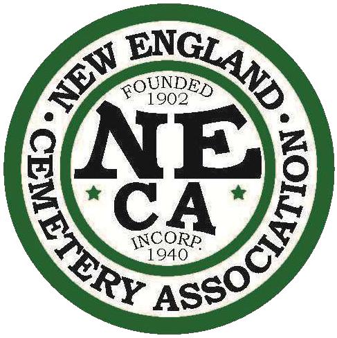 New England Cemetery Association Logo